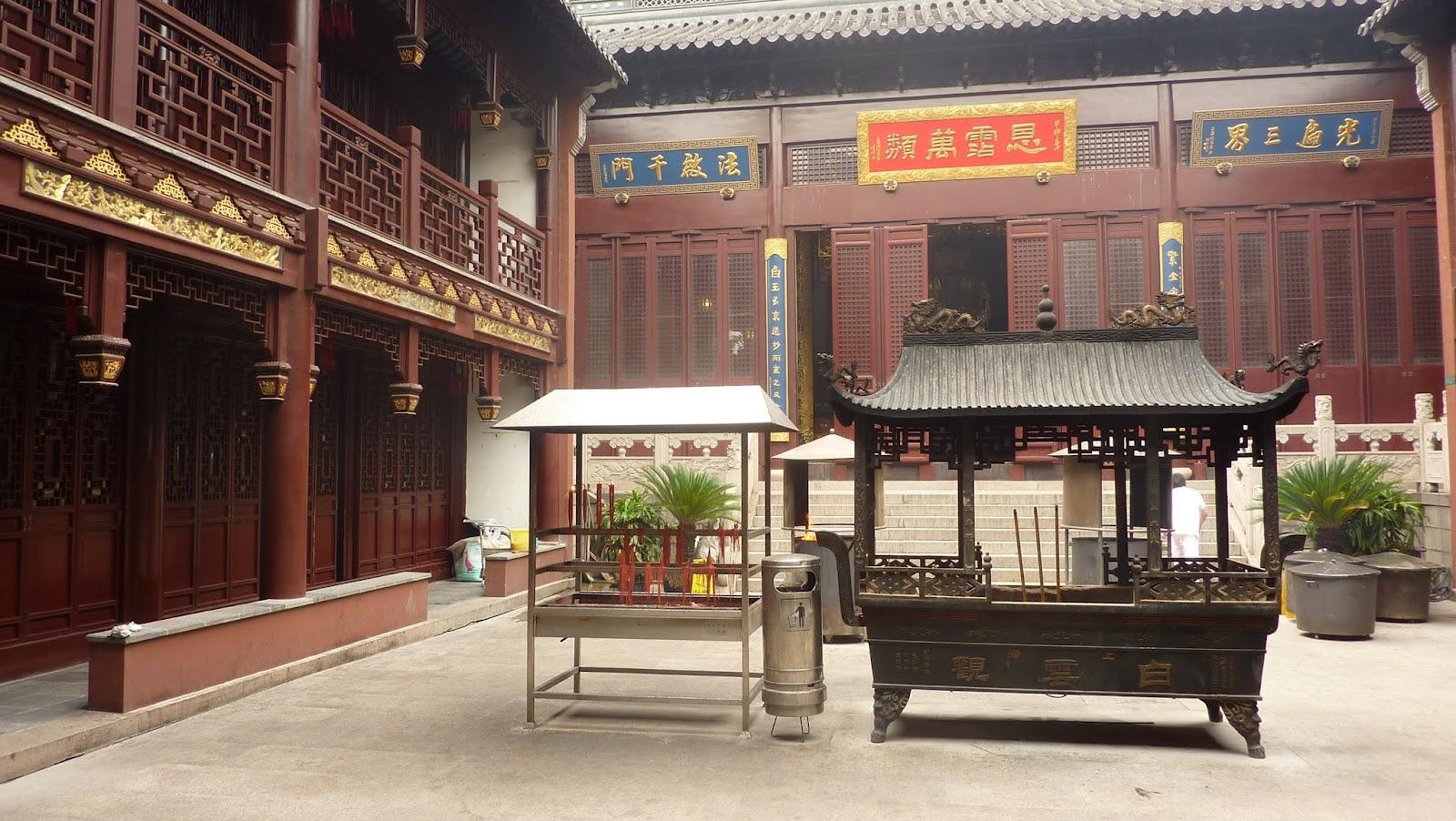 Annika In China