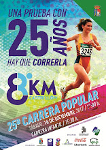 CARRERA POPULAR - 8KM CASTRILLON