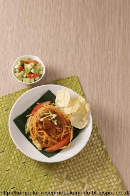 Resep Membuat Mie Aceh yang lezat