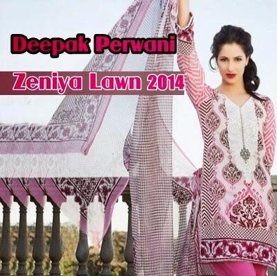 Dperwani Zeniya Lawn 2014