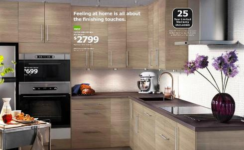 Make Your Dream Come True with Ikea Kitchen Cabinets 2013