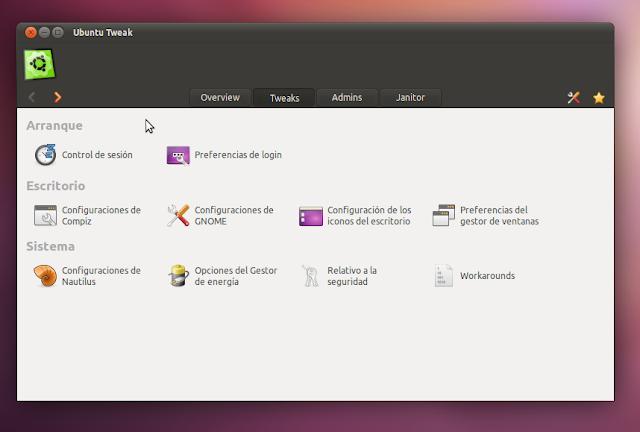 Instalar Ubuntu Tweak 0.6 Beta en Ubuntu
