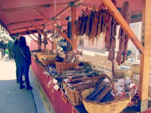 Mercado de brocanters y artesanía