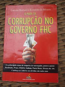 O Mapa da Corrupção no Governo FHC