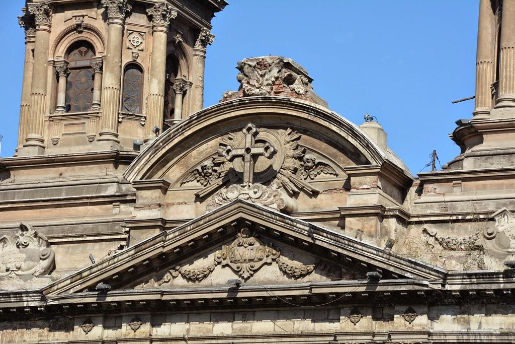 Cathedral of Santiago de Chile