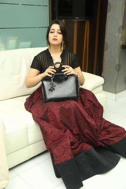 Charmy Kaur Latest Hot Photos At Big C Scratch and Win Event