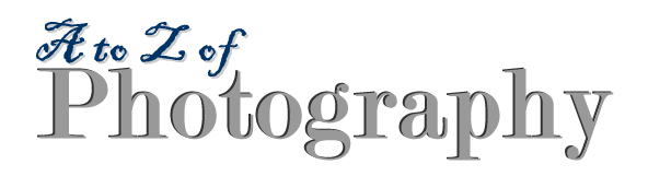 A to Z of Photography