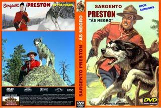 SARGENTO PRESTON - ÁS NEGRO