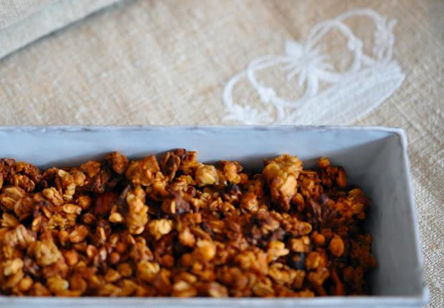 granola torchons en chanvre,couronne