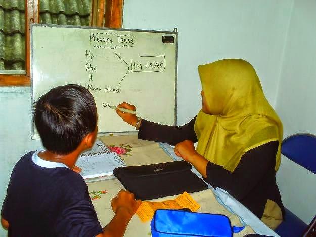 Guru les privat datang ke rumah di Jakarta, Bogor, Depok, Tangerang dan Bekasi