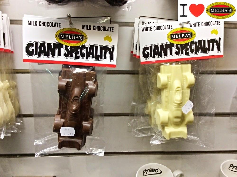 Melba's Chocolates