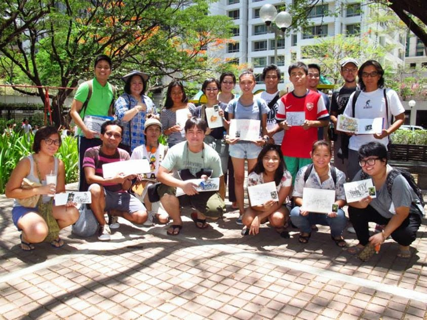 Urban Sketchers Philippines