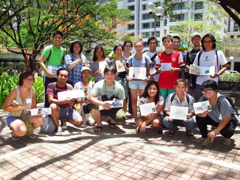 Urban Sketchers Philippines
