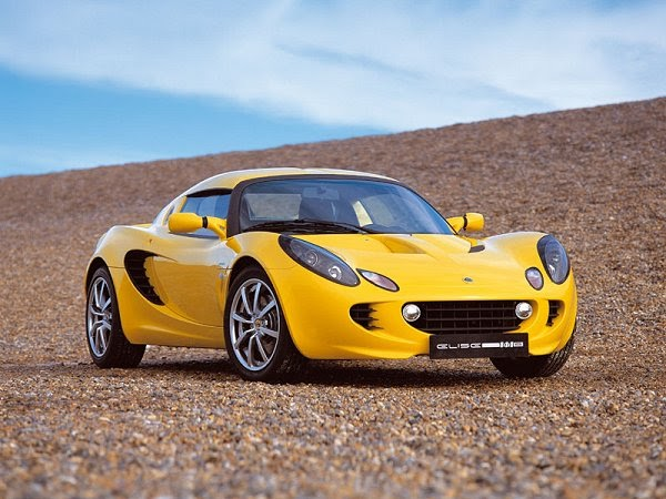 lotus rental car