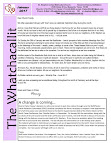 The Whatchacallit Newsletter