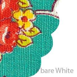 Bare White