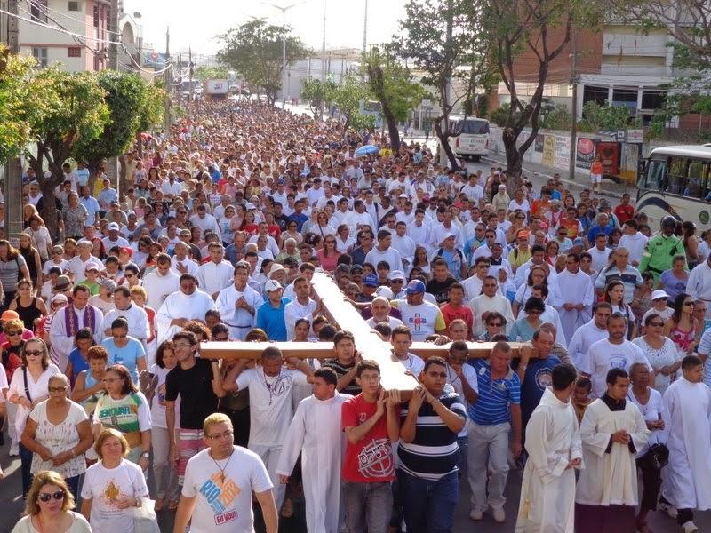 """VI Caminhada Penitencial 2014: """"Convertei-vos e crede no Evangelho"""" (Mc 1,15)"""""""
