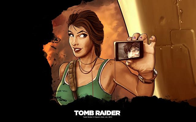 Profile pic - Tomb Raider