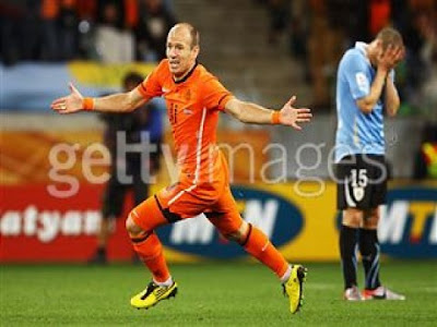 Arjen Robben Wallpapers-Club-Country