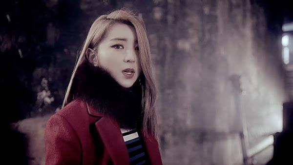 4minute Sohyun Cold Rain