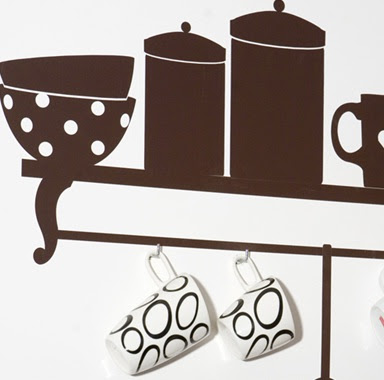 pegatinas decorativa cocina