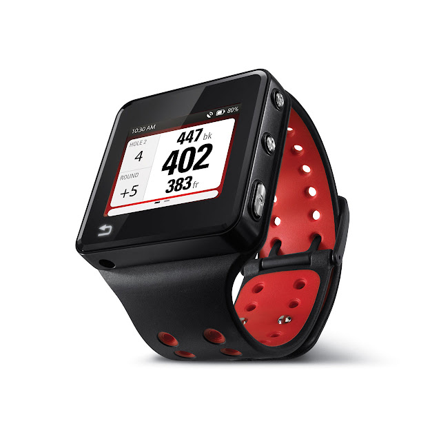 Motorola MOTOACTV™ Golf Edition Watch