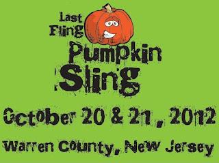 New Jersey Last Fling Pumpkin Sling