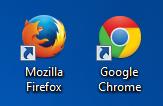 mozilla firefox google chrome logo pic