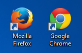 mozilla firefox google chrome