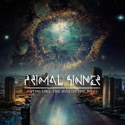 "PRIMAL SINNER ""DYING LIKE THE SUN IN THE WEST"" CD (2019)"