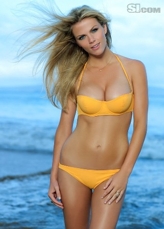 Free picture brooklyn decker sports illustrated swimsuit 2011