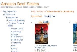 Dark Freedom hits #1