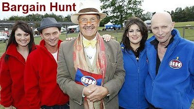 Bargain Hunt Coincidence Birthdays