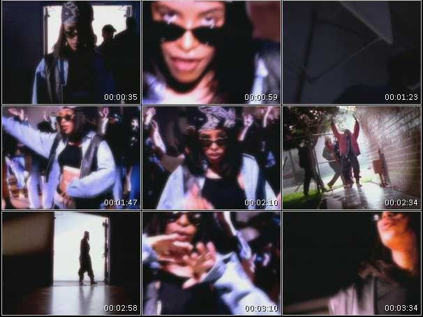 Black Music Fac: Aaliyah - Back & Forth.(Avi) / (Vob)