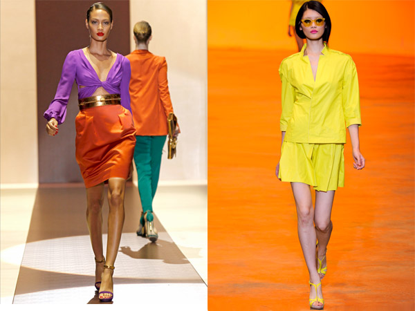 Like a graceful Lily: 8 Spring/Summer 2011 Fashion Trends