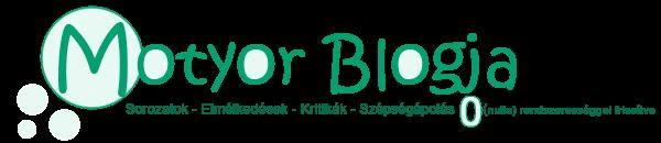 Motyor Blogja