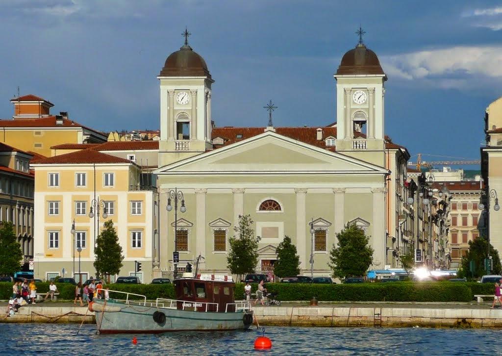 Chiesa di S. Nicolò dei Greci a Trieste