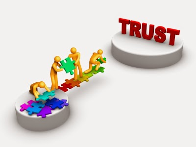 Earn credibility and trust from visitors to our blog