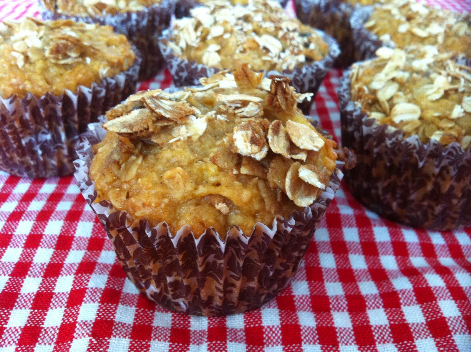 WWDH - Apple Date and Cinnamon Muffins with Maple Oats | Laws of the ...