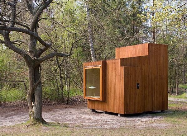 Architecture Cabin2