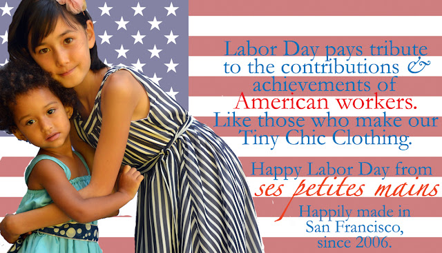 american made, SFMade, locally made, shop local, happy labor day, labor day weekend, dress like a girl,
