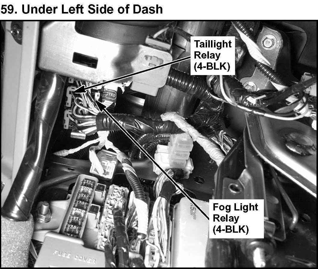 Wiring Diagrams And Free Manual Ebooks  2004 Acura Mdx Passenger Under Dash Fuse Box