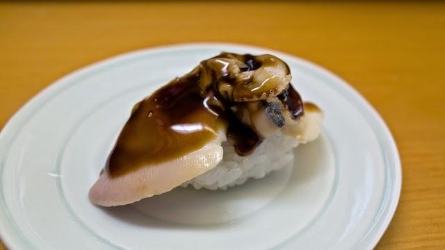 鮨 小松弥助 煮ハマグリ