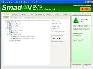 Free Download Smadav Maret 2012 Terbaru PRO Full Serials & Keygen Gambar1