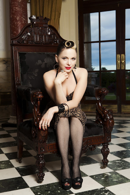 Imelda May, Photo Credit Jenny McCarthy