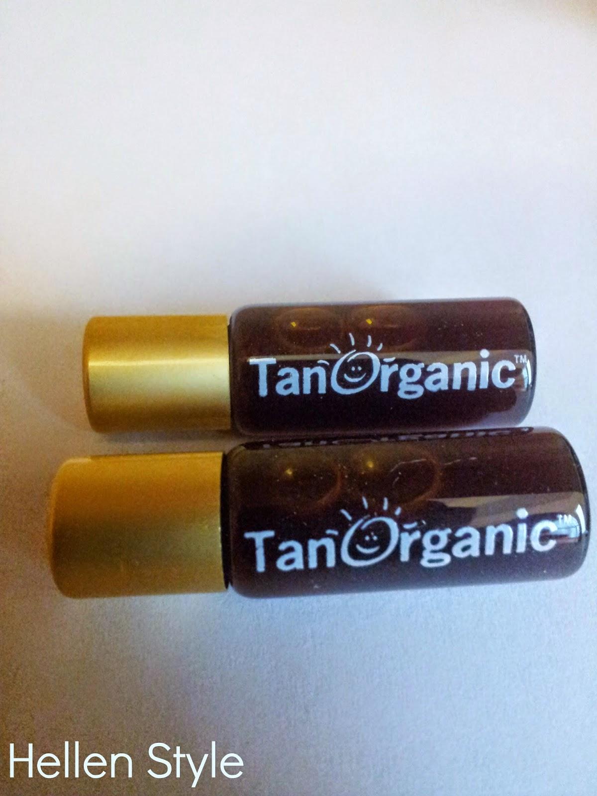 Autobronceador orgánico de Tanorganic