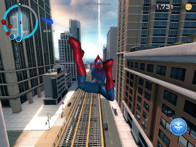The Amazing Spider-Man 2 Mod Apk Unlimited Money