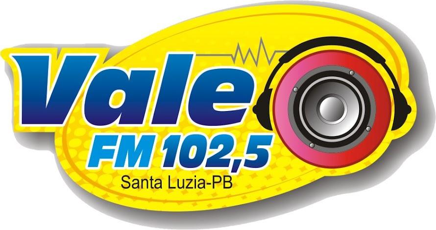 Vale FM 102,5 - Santa Luzia-PB