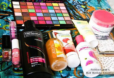 Fashion Candy Beauty Giveaway