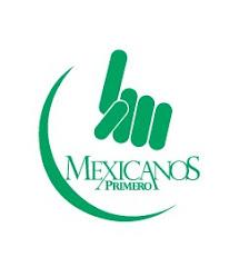 MEXICANOS PRIMEROS